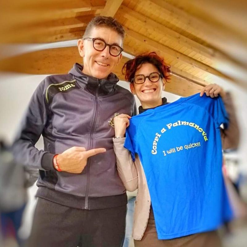 Silvia Rizzi e Antonio Oblach